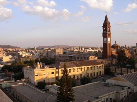 Cathedral, Asmara