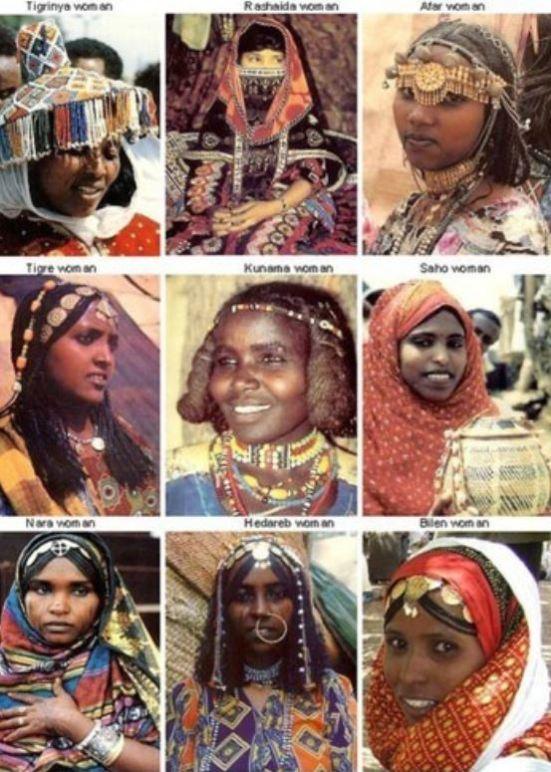 Eritrea tribes